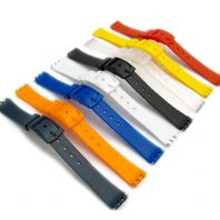 Resin Watch Strap to fit Ladies Swatch Watch 12mm D027